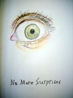 No More Surprises by Reedestroyer