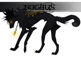 Noctius .:. Night God by Eredhys
