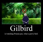 Gilbird by DarkVampirequeen9