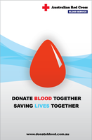 Red Cross Blood Donor by Andriy-orange