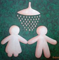 Lets shower together by Punapea