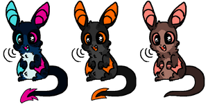 Emergency Hell Bat Adopts [Open] by Mulch-Adopts