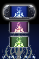 Light Beam PSP Wallpaper Pack by CraigWM