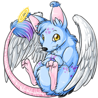 Angelic Wyllop - Full Size by LinaLina