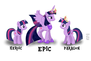 Three Tiers of Twilight by phallen1