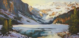 Lake Louise by artistwilder