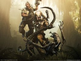 AvP Predator by AvP66