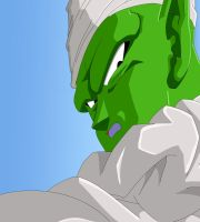 Piccolo by SaiyanGoddess
