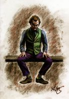 The Joker for jack-haggard by Lyvyan