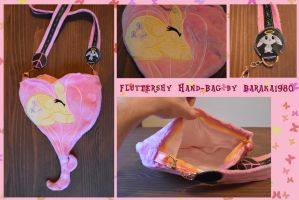 Fluttershy bag by Baraka1980