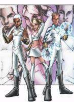 Teen Force 3 by AdamWithers