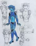 Finished Quantum Sketchdump by light-soul115