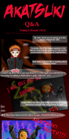 Akatsuki Q and A: Pein by KeiserAinoko