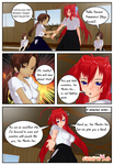 Canvas of Life Remake Chapter Eight  Page  003 by AndreaGodoy