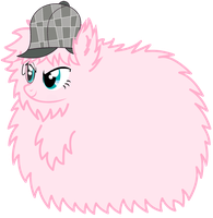 Fluffle Puff - Detective by Agrol