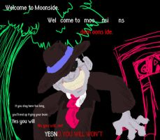 Welcome to Moonside by greliz