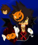 Halloween.. trick? by argentumx