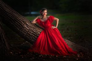 Annabelle in Red by chulachu