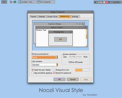Noozii Visual Style by nookian
