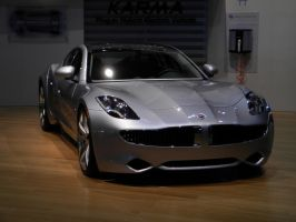 Fisker Automotive by MVTPhotography
