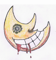 Soul Eater Moon by Ernestboy
