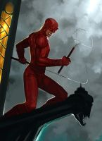Daredevil by el-gallo