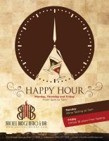 Miami Restaurant - Happy Hour by krisalva