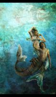 mermaids dance by eisbar-konigin