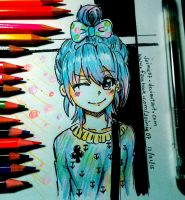 pastel girl by jaimie07