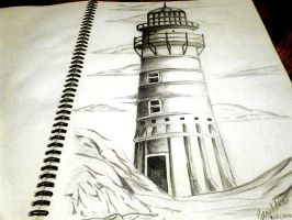 Lighthouse 2 by denpotato