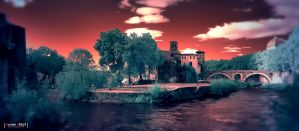 Tiber Island by bamboomix