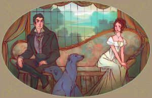 Pride and Prejudice by UlaFish