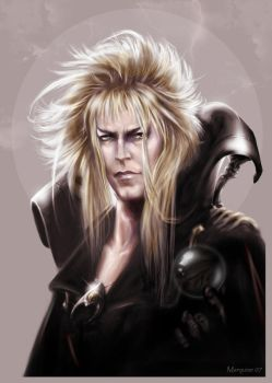 The Goblin King by G672