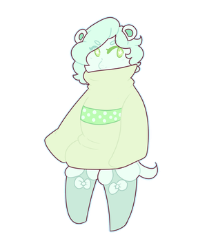 Bean Child.png by Pixence