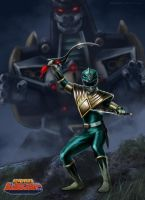 DragonRanger by RobertDamnation