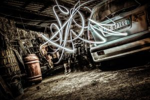 Light Paint HDR by VincenzoExample