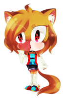 Commission: Chibi Bright by MayomiCCz