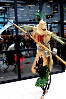 Fiddlesticks cosplay by Enzo-Axiss