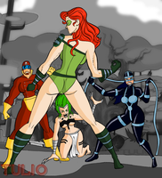 Female Furies by TULIO19mx