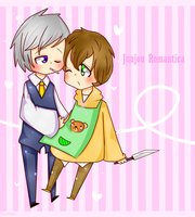 Junjou Romantica by TweekPark