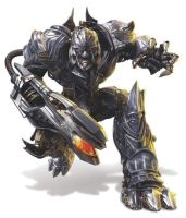 Transformers: The Last Knight Megatron Concept Art by Artlover67