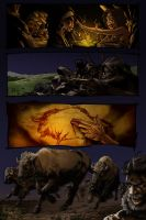 The Cave Painters pg4 by MMHudson