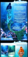 Aquatica Backgrounds and Light by cosmosue