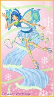 Candice Harmonix by Purple-Plyers