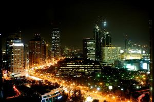 Ortigas by oliverco