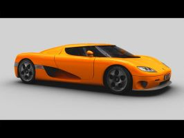 Koeniggsegg CCR by MUCK-ONE