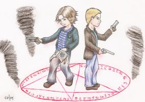 Supernatural by Natalia-Luz