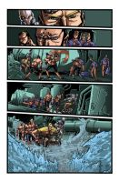 Color portfolio: Thunderbolts N. 159, pag6 by shiprock