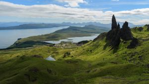 The Old Man of Storr in the Isle of Skye by andre2886