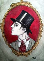 ACEO: Dandy by TeriStearns